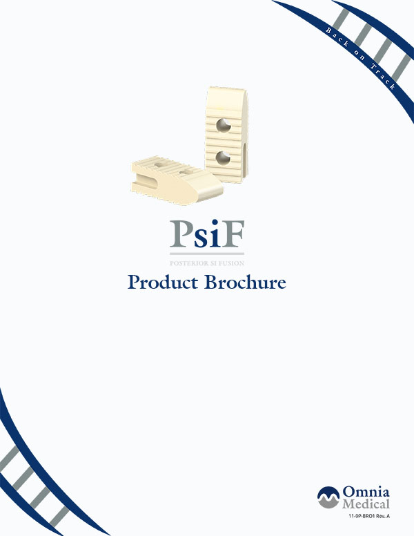 Omnia Medical PsiF Product Brochure